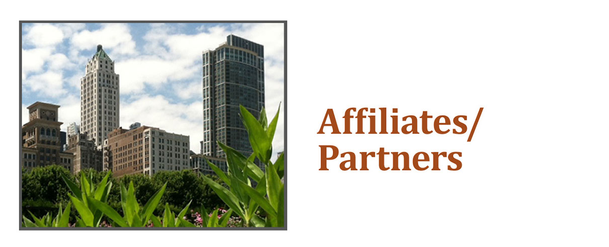 Chicago Writers Association Affiliates and Partners